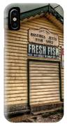 Fish Shed IPhone Case