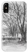 Fisherman's Park IPhone Case