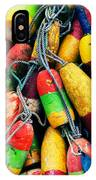 Fishermen's Floats IPhone Case