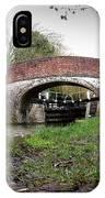 Fisheye Bridge IPhone Case