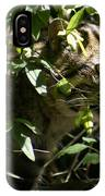Fishing Cat IPhone Case