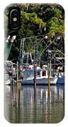 Fishing Fleet IPhone Case