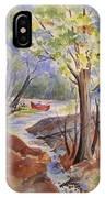 Fishing Fun IPhone Case