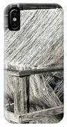 Fishing Nets Wound On Spool IPhone Case