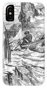 Fishing Rights, 1877 IPhone Case