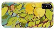 Five Lemons IPhone Case