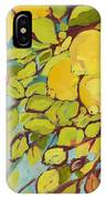 Five Lemons IPhone Case