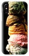 Five Scoops Of Ice Cream IPhone Case