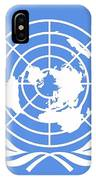 Flag Of The United Nations IPhone Case