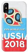 Flag Russia World Cup IPhone Case