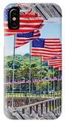 Flag Walk 2 IPhone Case