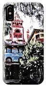 Flagler College View IPhone Case