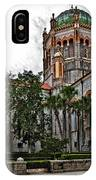 Flagler Memorial Presbyterian Church 2 IPhone Case