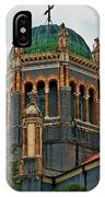 Flagler Memorial Presbyterian Church 3 IPhone Case