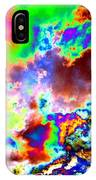 Flamboyant Cloudscape IPhone Case
