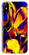 Flamboyant Tulips IPhone Case