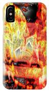 Flame Gems IPhone Case