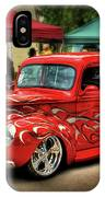 Flame Hot Truck IPhone Case