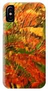 Flamenco Flame - Tile IPhone Case
