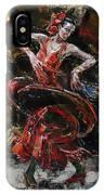 Flamenco II IPhone Case
