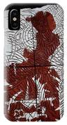 Flamenco Lady 5 IPhone Case