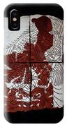 Flamenco Lady One  IPhone Case