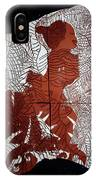 Flamenco Lady Two IPhone Case