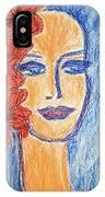 Flamenco Nights - Alicia IPhone Case