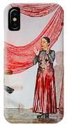 Flamenco Show Nr 4 IPhone Case