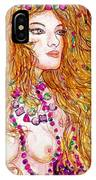 Flaming Desire IPhone Case