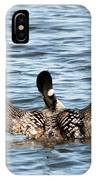 Flapping Wings IPhone Case