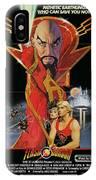 Flash Gordon IPhone Case