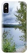 Flathead Lake 5 IPhone Case