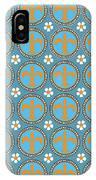 Fleur De Lis Pattern No. 2 IPhone Case
