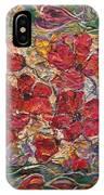 Fleur De Mon Ami IPhone Case