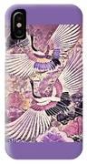 Flight Of Lovers - Kimono Series IPhone X Case