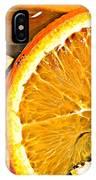 Floating Citrus IPhone Case