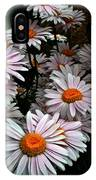 Floating Daisies IPhone Case