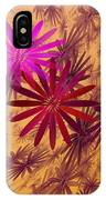 Floating Floral - 005 IPhone Case