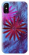 Floating Floral -003 IPhone Case