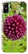 Floating Flower Buds Orb IPhone Case