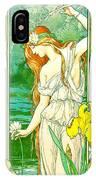 Flora 1905 IPhone Case