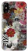 Flora And Fauna IPhone X Case