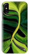 Flora IPhone Case
