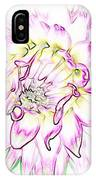 Floradoodle IPhone Case