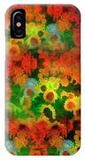 Floral Abundance IPhone Case