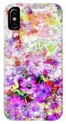 Floral Art Clvi IPhone Case