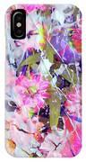 Floral Art Clviii IPhone Case