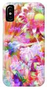 Floral Art Cxiii IPhone Case