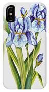 Floral Botanicals-jp3786 IPhone Case
